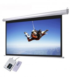 """XTREME PROJECTOR SCREEN # 72"""" X 72"""" MOTORIZED"""
