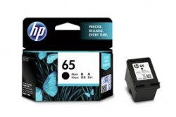 HP 65 Black Original Ink Advantage Cartridge