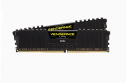 CORSAIR 8GB DDR4 2400MHZ RAM (BLACK)