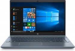 HP Pavilion 15-cs3056TX-i5 10th Gen 4GB 1TB 2GB Nvidia MX130 15.6 Inch FHD Fog Blue