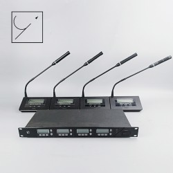 Wireless microphone YAS-WM764