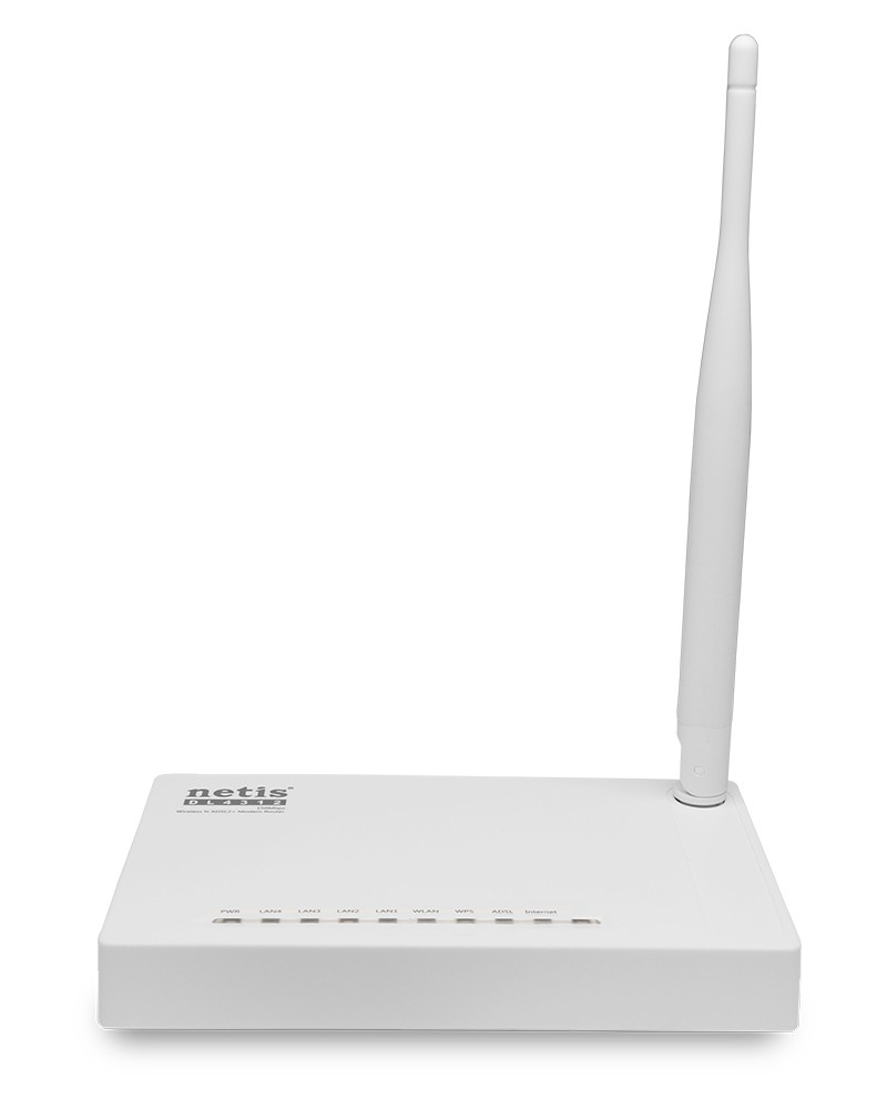 150 Mbps Wireless N ADSL2+ Modem Router