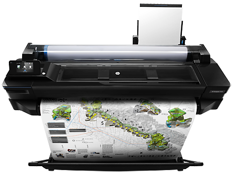 HP Designjet T520(36'') Printer