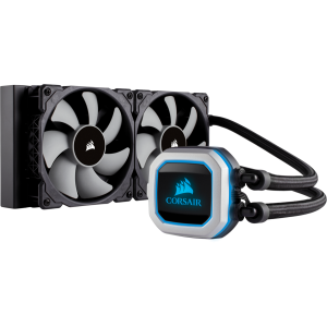 CORSAIR CPU LIQUID COOLER H100i PRO # CW-9060033-WW