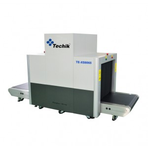 TE-XS8065 X-ray baggage scanner