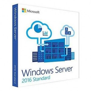 Microsoft Windows Server 2016 Standard - 16 Core – OEM (P73-07113)