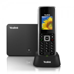 Yealink YEA-W52P Business IP HD DECT Cordless Phone