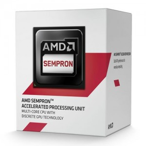 AMD APU Sempron 2650 Dual Core 1.45GHz Processor