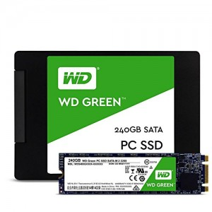 WD SOLID STATE DRIVE (GREEN) 240GB SATA