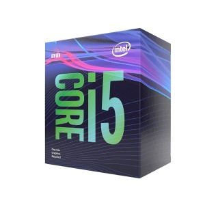 Intel® Core™ i5-9400F Processor 9M Cache, up to 4.10 GHz