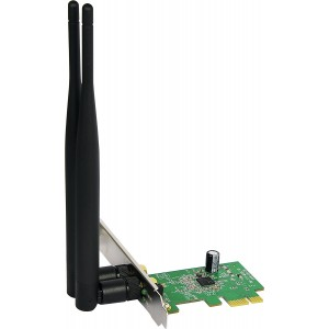 Netis WF2113 Wireless N 300Mbps Advanced PCI-E Adapter