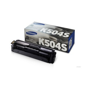 Samsung CLT-K504S Black Toner Cartridge