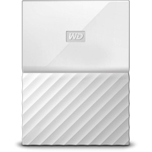 WD 1TB EXTERNAL HDD MY PASSPORT NEW, WHITE