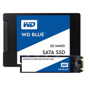WD SOLID STATE DRIVE (GREEN) 500GB M.2