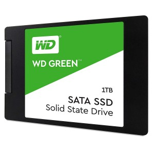 WD SOLID STATE DRIVE (GREEN) 1TB SATA