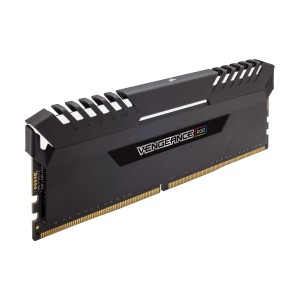 CORSAIR 8 GB DDR4 3200MHZ RGB RAM (BLACK HEATSINK)