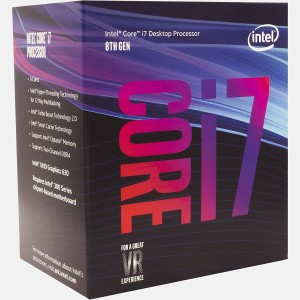 Intel® Core™ i7-8700 Processor 12M Cache, up to 4.60 GHz