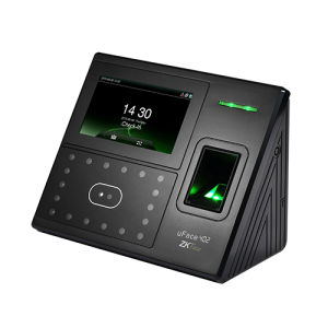 ZKTeco uFace 402 Multi-Biometric Time  Attendance and Access Control Terminal