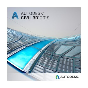 Autodesk AutoCAD Civil 3D 2019 (Single-User)