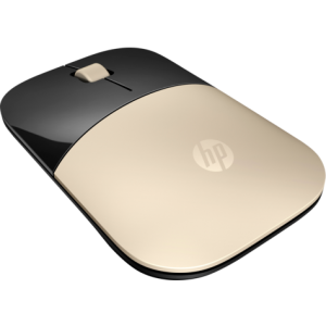 HP Z3700 Black / Gold / Silver / Red / Blue / White Wireless Mouse
