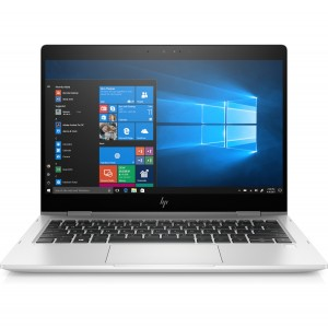 HP ELITEBOOK X360 830 G6-i5 8TH GEN 8265U-8GB RAM-512GB NVMe SSD-13.3'' FHD TOUCH-WIN 10 HOME-SILVER