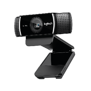 Logitech C922 Pro 1080P Webcam for Game Streaming