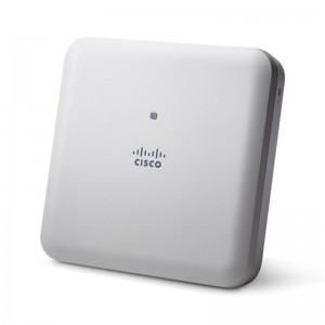 Cisco AIR-AP1832I-D-K9 802.11AC WAVE 2 3X3:2SS INT ANT D REG DOMAIN