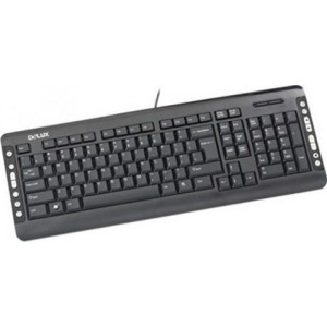Delux DLK-5015U Multimedia USB Keyboard