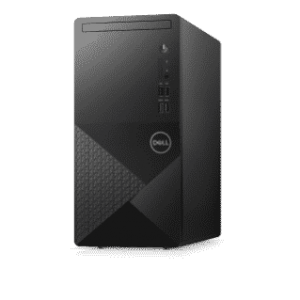 DELL Vostro 3888 MT 10th Gen Intel® Core™ i3-10100 (4-Core, 6MB Cache, 3.6GHz to 4.3GHz)