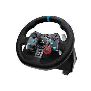 Logitech G29 Driving Force game steering wheel