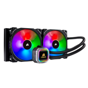 Corsair Hydro Series™ H115i RGB PLATINUM 280mm Liquid CPU Cooler