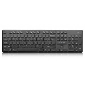 Delux DLK-A150U Multimedia Keyboard
