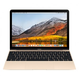 Apple 12-inch MacBook MNYK2 (256GB, Gold)