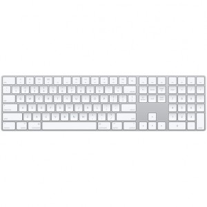 MQ052ZA/A - Magic Keyboard w/Numeric Keypad - Silver