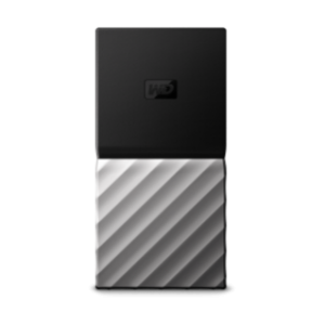 WDBKVX5120PSL # WD EXTERNAL SSD MY PASSPORT 512GB USB 3.1 with type C & A Compatible