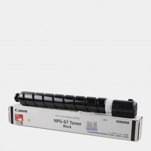 Canon NPG-67 Toner Cartridge (Black)