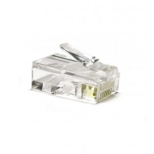 CAT6 Modular Plug Unshielded