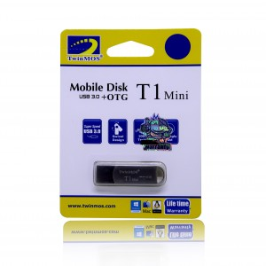 TWINMOS T1 32GB USB 3.0 OTG Flash Drive