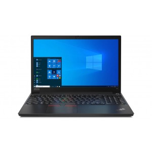 "Lenovo ThinkPad E15Black 15.6"" Laptop (20RD-S19E00)"