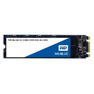 WD 500GB M.2 SOLID STATE DRIVE (BLUE)