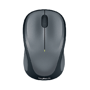 Logitech Wireless Mouse M235 Grey / Blue / Red