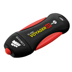 Corsair Flash Voyager® GT USB 3.0 128GB Flash Drive