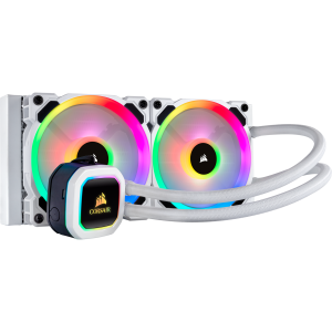 CORSAIR CPU LIQUID COOLER Hydro Series™ H100i RGB PLATINUM SE-240mm # CW-9060042