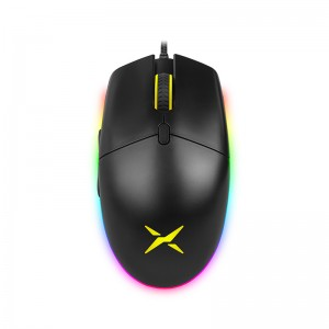 DELUX M630 RGB 6 BUTTON GAMING MOUSE