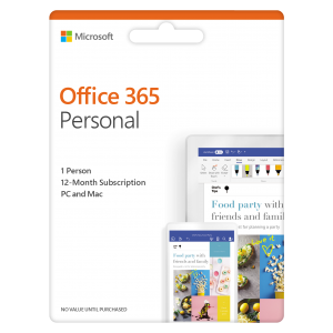 Microsoft Office 365 Personal (QQ2-00807)