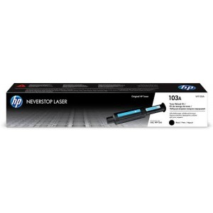 HP 103A BLK NEVERSTOP RELOAD TONER