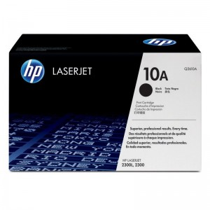 HP 10A Black Original LaserJet Toner Cartridge