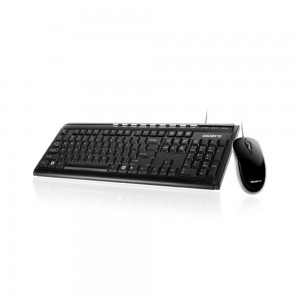 Gigabyte KM6150 Elegant Multimedia USB Keyboard & Mouse