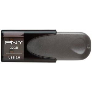 PNY 32GB USB 3.0 TURBO ATTACHE4 MOBILE DISK DRIVE