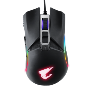 GIGABYTE AORUS GAMING OPTICAL SENSOR MOUSE # AORUS M5